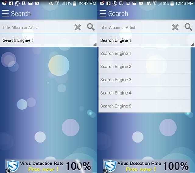 Streaming dan Download Lagu Mudah via Aplikasi Android