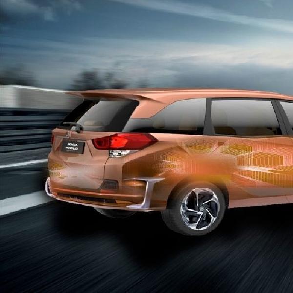 Konsep modifikasi Honda Mobilio