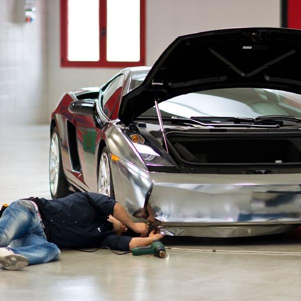 Merawat Wrapping Sticker Mobil dan Motor