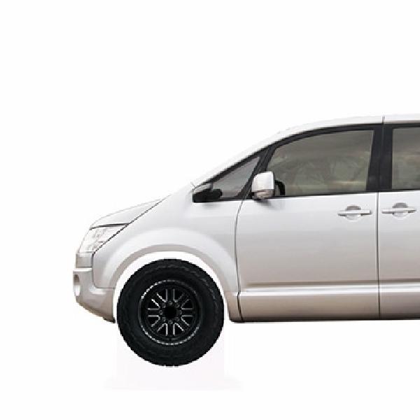 Panduan Modifikasi Kaki-kaki Mitsubishi Delica