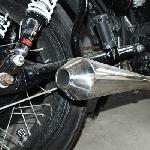 Tips Memilih Knalpot Motor Modifikasi Vintage Style